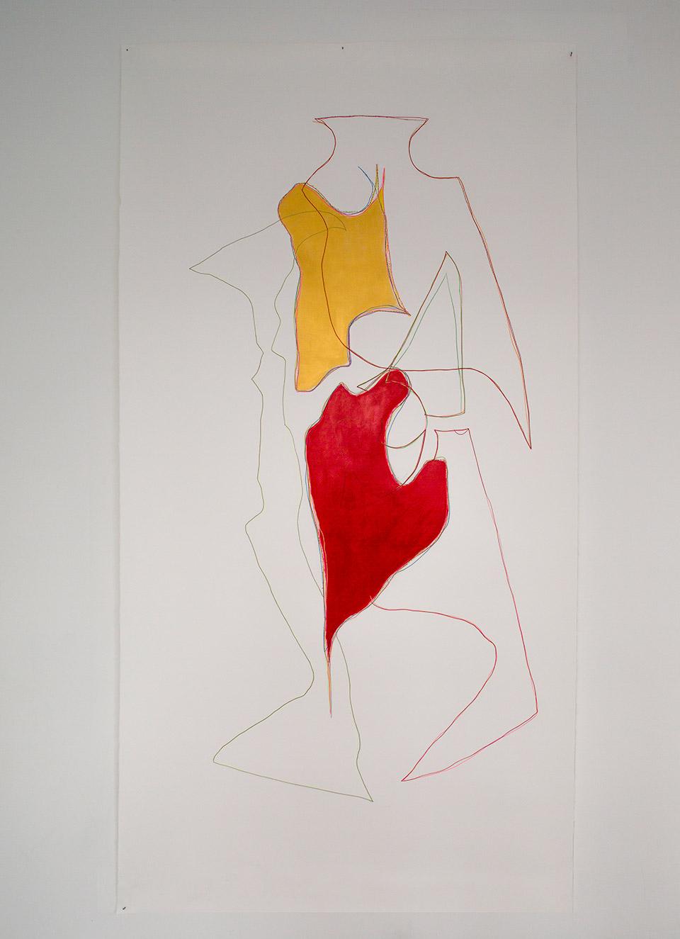 Formes #6 - 2011 - Ninar Esber